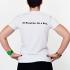 U hOO Birdie logo T-shirt - back